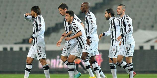 Beşiktaş keeps chasing