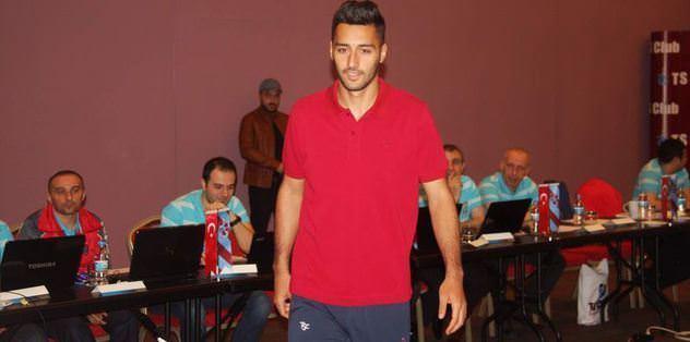 Trabzonspor'da oynamak rüya gibi