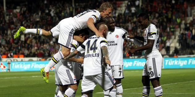 Fenerbahce maintains title charge