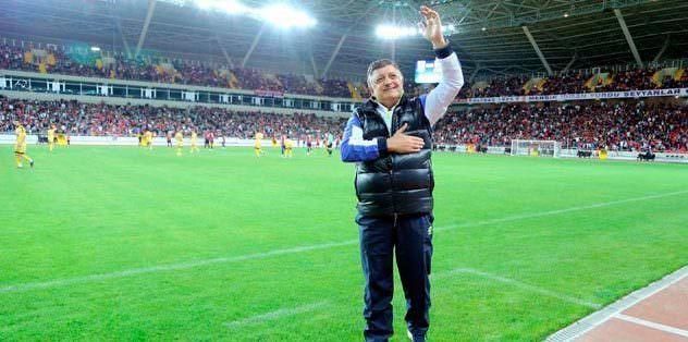 Sezonu ilk ikide bitirip Süper Lig'e çıkarız