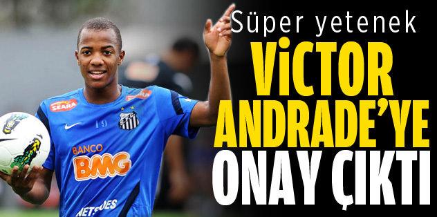 Andrade için Bilic'ten onay