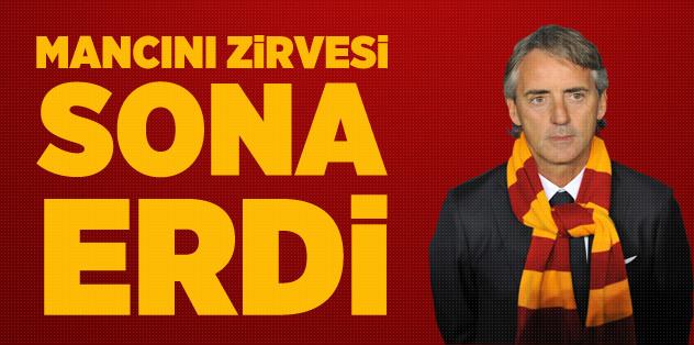 Mancini'den memnunuz