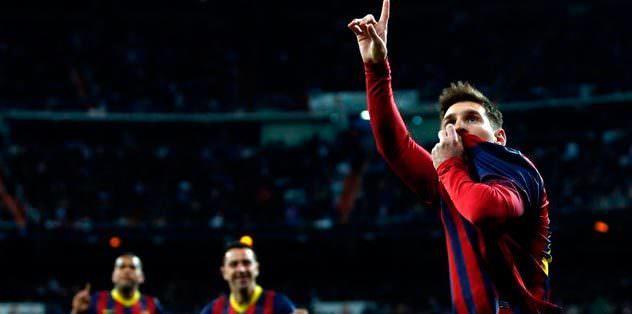 Barça zorlanmadı