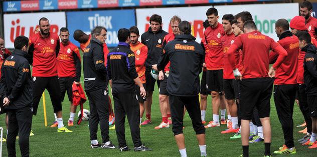 Torku Konya maçı hazırlıkları sürdü