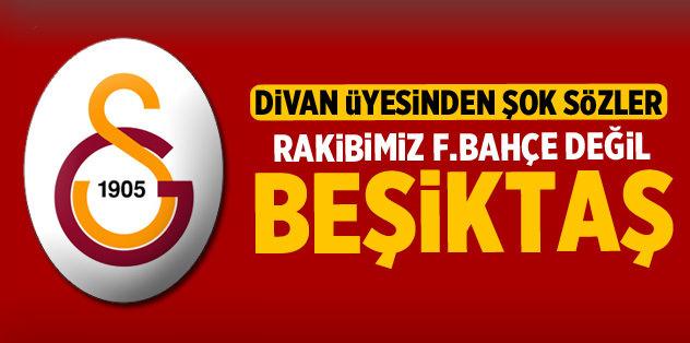 Rakibimiz artık Beşiktaş