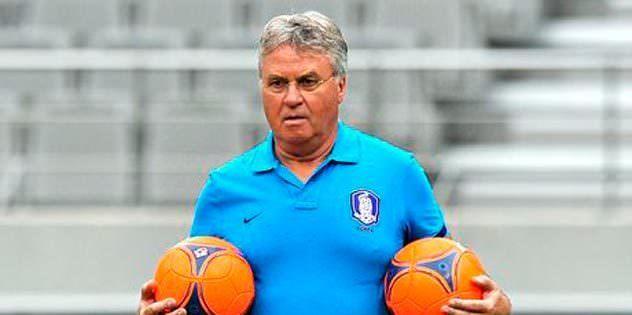 Portakallar'ın yeni patronu Guus Hiddink