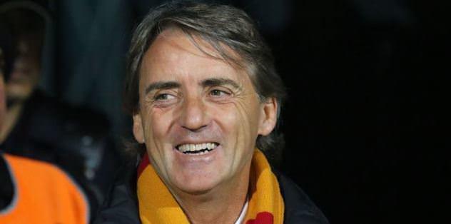 """Mancini: """"Bakarsınız Fener'e 4 atarız"""""""