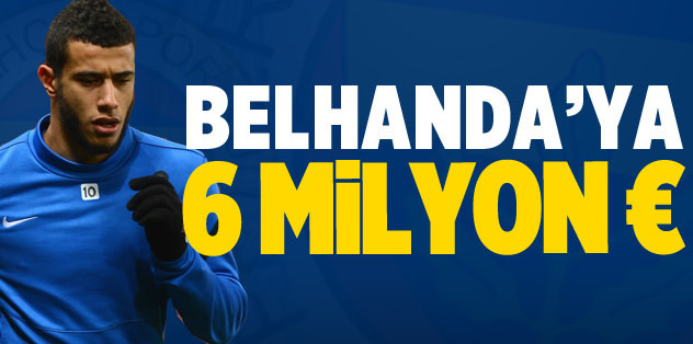 Younes Belhanda 6 milyon euro