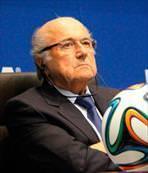 Sepp Blatter'den TFF'ye mektup