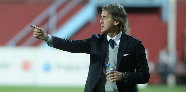 """""""Mancini başarısız değil"""""""