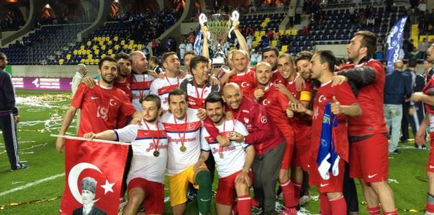 İstanbul Barosu Dünya Şampiyonu