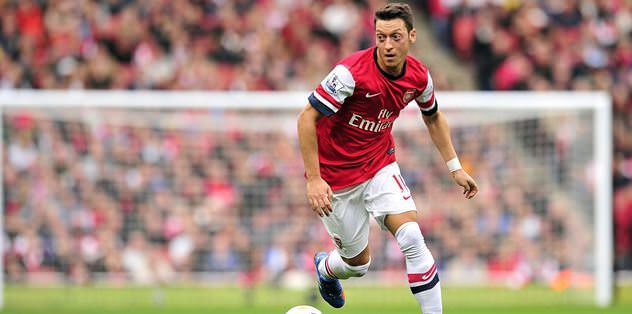 The big deal: Ozil
