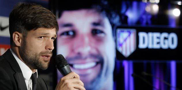 Diego gelmeden kavga çıkardı