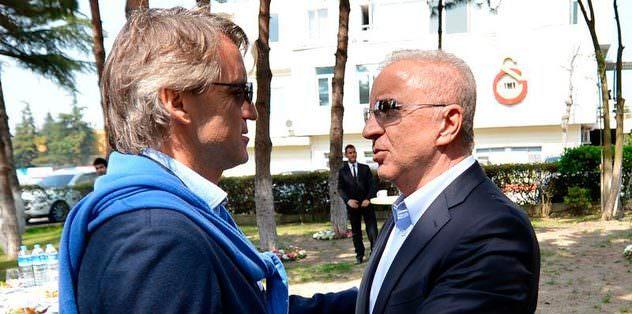 Aysal ile Mancini buluşuyor
