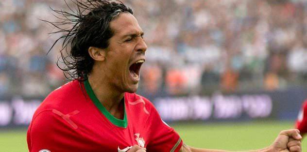 Portekiz'i Alves sırtladı
