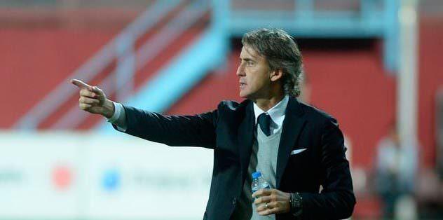 Mancini bombaladı