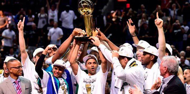 En büyük Spurs