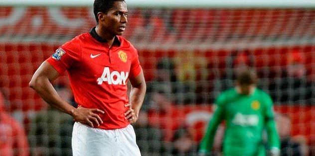 Valencia M.United'da kaldı