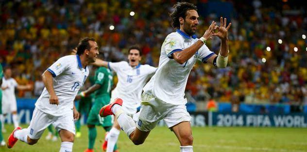 Yunanistan 90+3'te hayat buldu