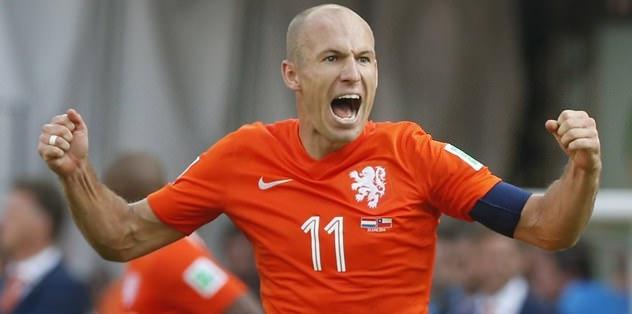 """""""Robben is the best"""""""