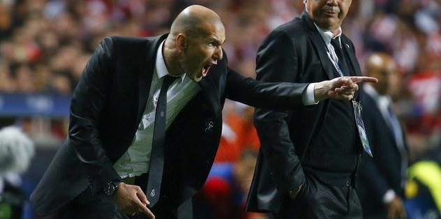 Zidane, Castilla'yı çalıştıracak