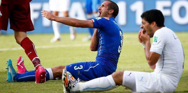 Luis Suarez'e 'tarihi' ceza