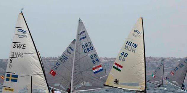 Alican Kaynar Kiel'de 7. oldu