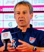 Klinsmann'a izin yok