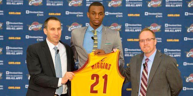 Cleveland Wiggins'i kaptı