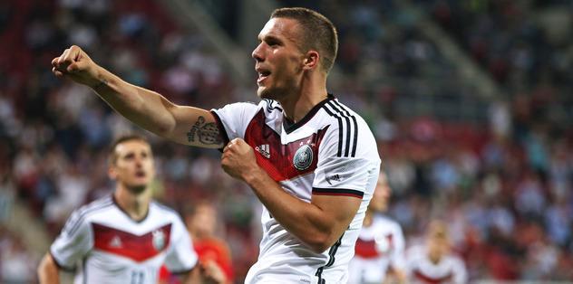 Podolski'den kötü haber