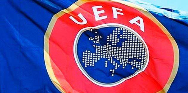 UEFA isyanda!