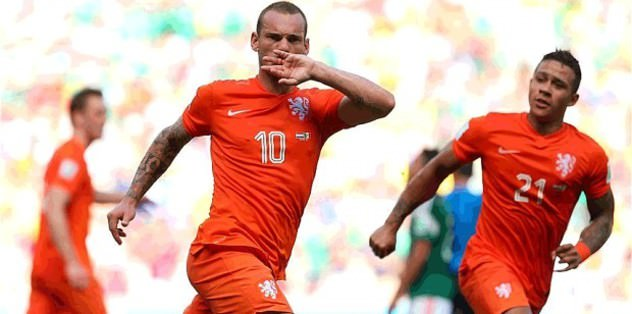 Late comeback seals Netherlands victory over Mexico