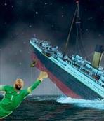 Titanik batmazdı