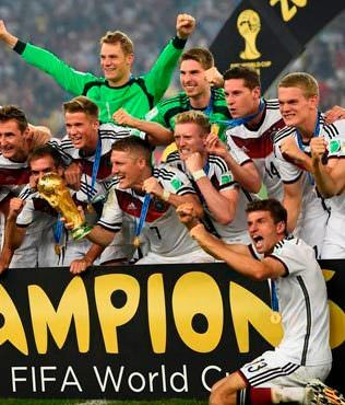Sonunda Almanlar kazanır