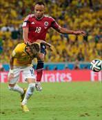 Neymar'ı sakatlamıştı