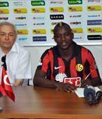 Sissoko Eskişehirspor'da