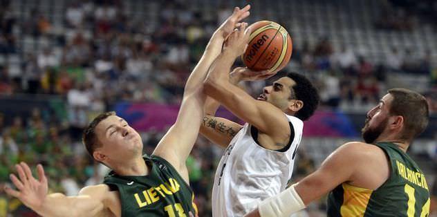 Litvanya çeyrek final biletini kaptı