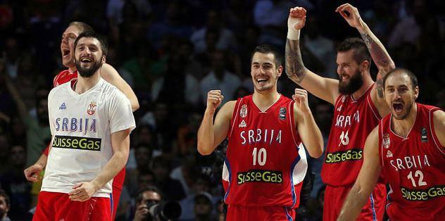 Sırplar, Fransa'yı devirdi