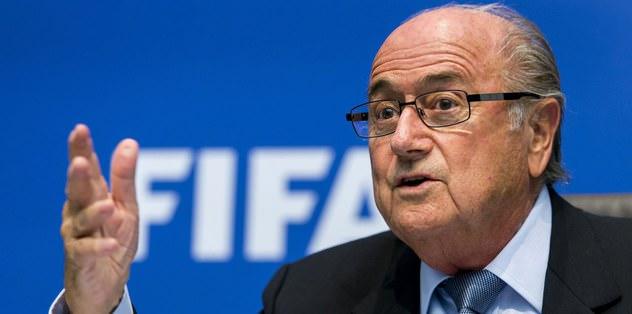 Blatter rüşvet mi aldı?