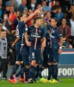 Paris'te müthiş düello: 3-2