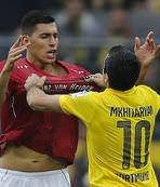 Dortmund ligde kayıp