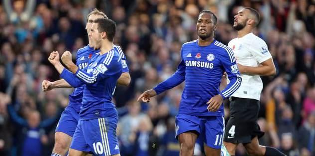 Chelsea namağlup devam ediyor