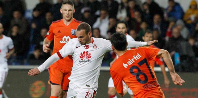 Sneijder'in menajerinden salvolar