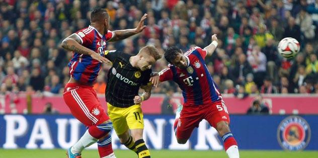 Dortmund kayıp, Arsenal farklı galip