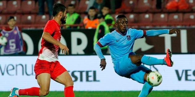 Trabzon'un başarısına motiveyim