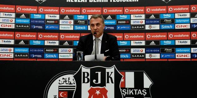 Gururlan Beşiktaşlı