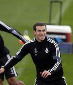 Gareth Bale geri döndü