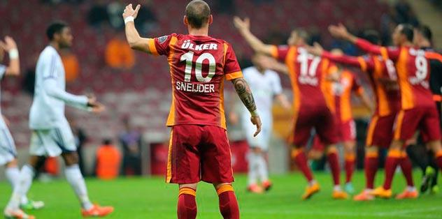 Sneijder'e görücü geldi