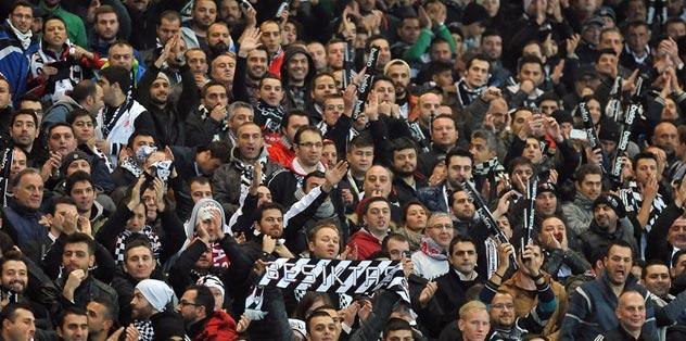 Beşiktaşlılar'dan Yıldırım'a küfür