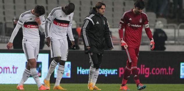 Beşiktaş'a ağır derbi faturası